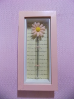 Flower In Wooden Frame - Other Collections