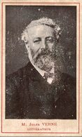 CHROMO  M. JULES VERNE LITTERATEUR - Chromos