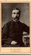 CHROMO  M.  HALEVY  LITTERATEUR - Cromos