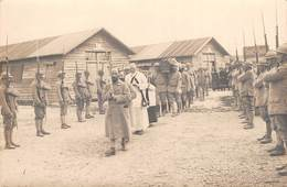 CPA  55 - REVIGNY,  Funérailles Du Colonel Guillochon,  Avril 1918, Carte Photo - Revigny Sur Ornain