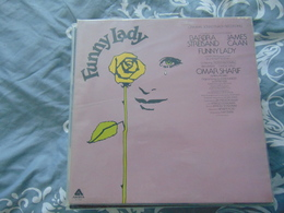 Barbra Streisand- Funny Lady (mst) - Soundtracks, Film Music