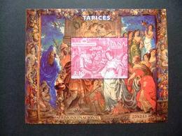 España Espagne 2013 Tapiz De Zenobia Y Odonato Siglo XVII  Edifil 4792 ** MNH Yv 4487 ** MNH - Blocchi & Foglietti