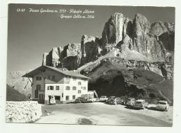 PASSO GARDENA - RIFUGIO ALPINO - GRUPPO SELLA  - VIAGGIATA  FG - Bolzano (Bozen)