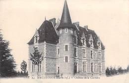 [44] Loire Atlantique > MACHECOUL Château De La Clartière *PRIX FIXE - Machecoul