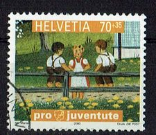 Schweiz 2000 // Mi. 1741 O (023.750) - Used Stamps
