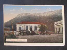 AK PARAGUARI Estacion F.C. Ca.1920  ///  D*32147 - Paraguay