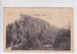 MURANSKY ZAMOK. VYROBA POHL'ADNIC MOTAL A SPOL. V.REVUCA. CIRCA 1900's. ESLOVAQUIA SLOVAKIA.-BLEUP - Slowakije