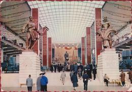Expo 58 Brussel Bruxelles Brussels Paviljoen Rusland USSR Pavillon Pavilion Pavillon Hall Hal 1958 - Expositions