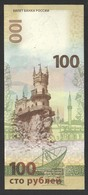 RUSSIA 100 Rubles  СRIMEA  2015 UNC - Russia