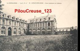 """14 Calvados - AUNAY Sur ODON - """" Cour Intérieure De L'Abbaye """" - France"""
