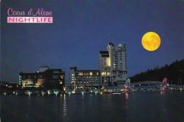 Idaho Coeur D'Alene At Night - Coeur D'Alene