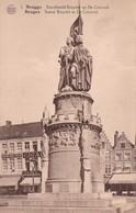 BRUGGE. STANDBEELD BREYDEL EN DE ONINCK. ALBERT. BELGIQUE.-BLEUP - Brugge