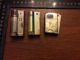 Lot De' 3 Briquets Austria - Lighters