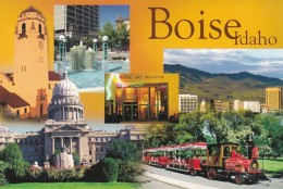 Idaho Boise Multi View - Boise