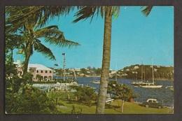 View Of Royal Bermuda Yacht Club, Bermuda - Unused - Bermuda
