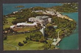 Aerial View Of Castle Harbour Beach & Golf Club, Bermuda - Unused - Bermuda