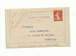 ENTIER CL 2   N° 135. ....NEUF....10C Semeuse......prêt à L'emploi.....à Voir - Postal Stamped Stationery