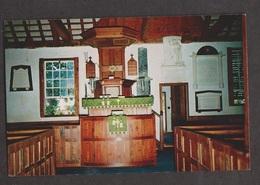 Pulpit Of St Peter's Church In St George's, Bermuda - Uunsed - Bermuda