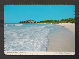Horseshoe Bay Beach, Bermuda - Unused - Bermuda
