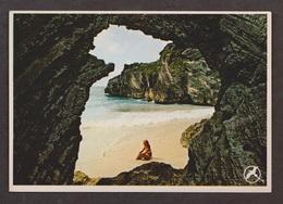 Natural Arches & Beach South Shore, Bermuda - Unused - Bermuda