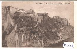 11042 PROCIDA CASTELLO NO VIAGGATA - Italia