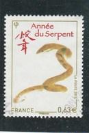FRANCE 2013 ANNEE DU SERPENT YT 4712 OBLITERE - - France