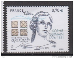 2016-N°5036** SOPHIE GERMAIN - France