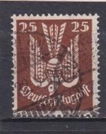 Deutsches Reich, Nr. 210, Gest. Geprüft Infla Berlin (T 5843) - Used Stamps