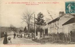 LA FERTE SOUS JOUARRE HALTE DE MOURETTE ET VILLEGIATURE MAISON DIEULANGARD - La Ferte Sous Jouarre