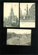 Beau Lot De 9 Cartes Postales De Belgique Bruxelles  Saint - Gilles  Lot 9 Postkaarten Van België Brussel Sint - Gillis - Postkaarten