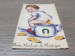 Carte A Système Multivues De Bastogne Bebe Pot De Chambre Pièces De Monnaie - Bastogne