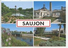Saujon (charente Maritime) Multivues - Saujon