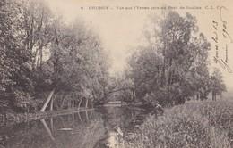 BRUNOY - Vue Sur L'Yerres Près Du Pont De Soulins - Brunoy