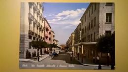 CARTOLINA POSTCARD NUOVA RARA ANTICA  EBALI SALERNO CENTRO - Salerno