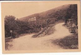 France  34 - Route De Saint Pons à La Salvetat - Grand Tourant Du Sanatorium :  Achat Immédiat - Saint-Pons-de-Mauchiens