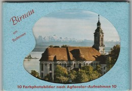 UHLDINGEN - MÜHLHOFEN  -   10 ORIGINAL FARB PHOTOS (105 X 75mm) Von BIRNAU   -   Verlag : Gebr. METZ Aus Tübingen - Sonstige