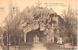 Bruxelles - CPA - Brussel - Laeken - La Grotte N.-D. De Lourde - Laeken