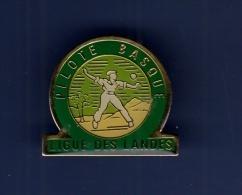PELOTE BASQUE Ligue Des Landes, Pelotari - Andere