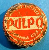 CAPSULE PULPO GAZEUSES BOURROUAG ALGER - Soda