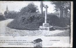 LA CHAPELLE ST CLAIR - France