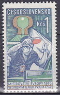 ** Tchécoslovaquie 1976 Mi 2311 (Yv 2155), (MNH) - Ungebraucht