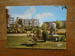 """Le Havre , Square Saint-roch , Statue """" Idylle Rustique """" - Autres"""