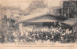 ¤¤  -   CHALLANS   -  La Foire  -  Le Marché  -  Les Halles  -   ¤¤ - Challans
