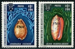 Lot N°5530b Colonies Françaises Nouvelles-Hébrides N°488A/88B Neuf ** LUXE - Frankreich (alte Kolonien Und Herrschaften)