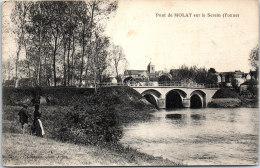 89 MOLAY - Le Pont Sur Le Serein - France