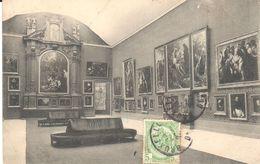 Bruxelles - CPA - Brussel - Exposition D'Art Ancien - Palais Du Cinquantenaire - 1910 - Musea