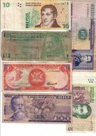 America Lot 10 Banknotes - Banknotes
