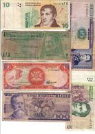 America Lot 10 Banknotes - Banconote
