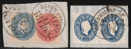 "Österreich, Je Klar "" RECOMMANDIRT - TRIEST "" , #8988 - 1850-1918 Empire"
