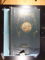 Ancien Album Pour 740 CPA (185 Pages X 4 Cartes) (état) - Materiaal